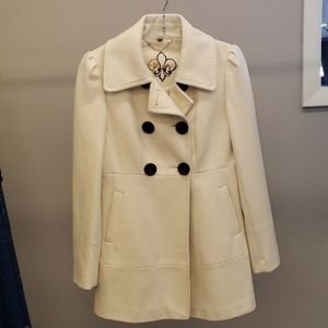 Guess Pea Coat Wool blend